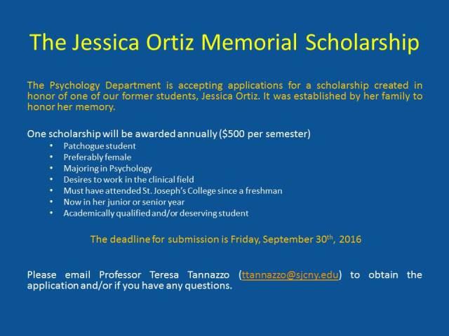 the-jessica-ortiz-memorial-scholarship