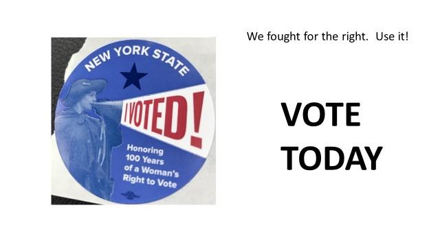 VOTE slide